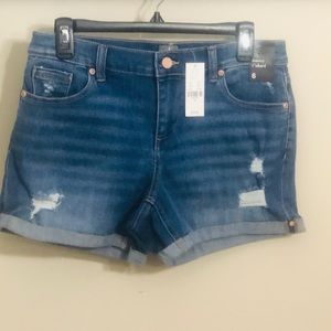 "NY&Co Denim 4"" Short"